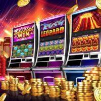 Progresywne jackpoty w kasynie