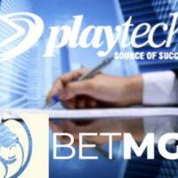 Playtech podpisał umowę z BetMGM